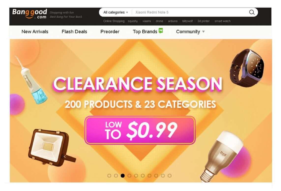 Banggood.com affiliate program, CPA, affiliate platform, Indoleads