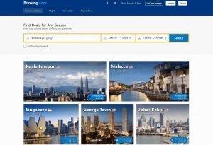 Booking.com affiliate program, CPA, affiliate platform, Indoleads