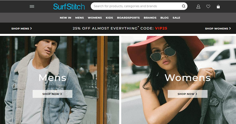 Fashion Affiliate campaign